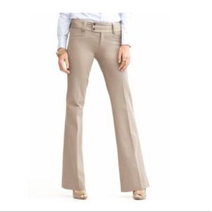 Banana Republic Logan Fit Trousers